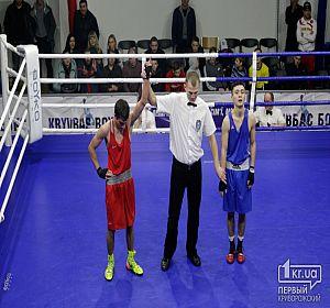 Всеукраинский турнир по боксу в Кривом Роге