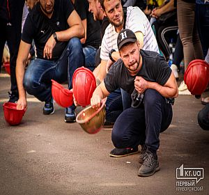 Третью неделю в Кривом Роге бастуют шахтеры