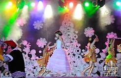 Новогодняя елка для одаренных детей Кривого Рога