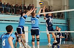 Волейболисты «АрселорМиттал Кривой Рог» стали лучшими