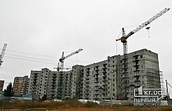 Процесс строительства жилого комплекса на втором Восточном.
