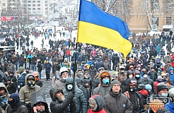 Киев. Евромайдан 2014