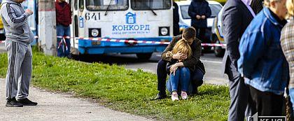 В результате серьезной аварии в Кривом Роге погибло 8 человек, 18 – пострадали.