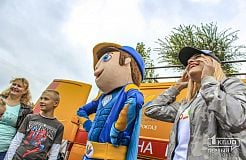 «Город профессий» для детей Кривого Рога