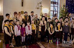 Різдвяний вогонь отримали десятки мешканців Кривого Рогу