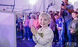 Праздник для детей и взрослых устроили криворожские боксеры