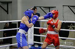 Открытый кубок по боксу в Кривом Роге