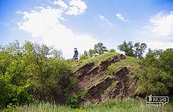 Я тут живу, - живописная Саксагань и горы мусора в фотопроекте «Первого Криворожского»