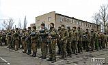 Криворожские бойцы нацгвардии вернулись из зоны проведения ООС