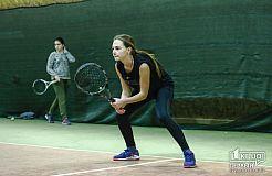 Криворожский открытый чемпионат по теннису