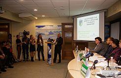 Заседание Комитета ВРУ по вопросам экологии в Кривом Роге