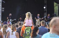 Перший масштабний рок-фестиваль «Залізна міць» у Кривому Розі