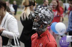 Криворожане отдохнули на фестивале Индустриальной культуры
