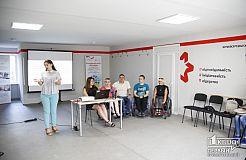 Ключове слово – людина, а не інвалідність  – панельна дискусія у Кривому Розі