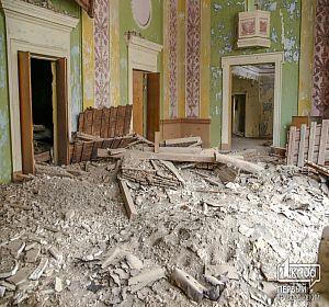В Кривом Роге произошло обрушение в здании ДК