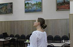 Виставка випускників Факультету мистецтв КДПУ