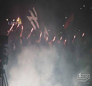 День пам'яті Героїв Небесної Сотні у Кривому Розі
