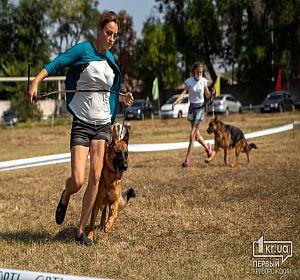 19-я международная выставка собак в Кривом Роге