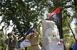 Відкриття пам'ятника Костю Пестушку