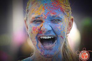 Holi Фестиваль красок