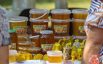 Фестиваль меда. Парк Саксаганский