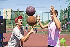 Турнир по стритболу в рамках УСЛ