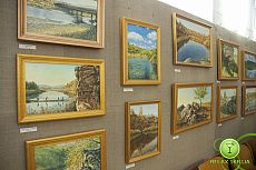 Выставка работ Фетченко Олега Анатольевича