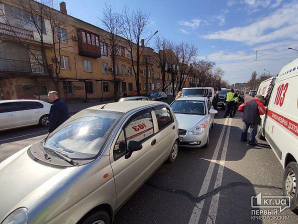 Под Днепром случилось серьезное ДТП: есть пострадавшие