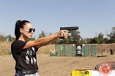 Соревнования по стрельбе из пистолета We returned