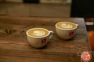 Barista Latte Art Battle KR