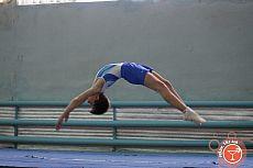 Чемпіонат області зі стрибків на батуті