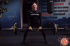 Национальный рекорд по становой тяге