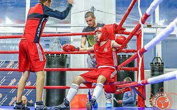Кубок города по боксу