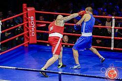 Международная матчевая встреча по боксу