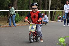 Велосоревнования для детей