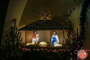 Рождество по западному обряду