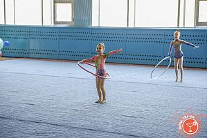 Турнир по художественной гимнастике «Капитошка»