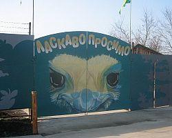 Страус Ленд Парк