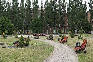 Сквер Металлургов
