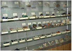 Геолого-минералогический музей при КТУ