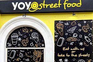 Yo Yo Street food