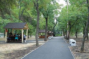 Парк Ингулецкий