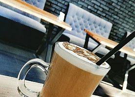 Дегустационный зал кофе