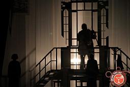 Вистава «Соломон у спідниці» на сцені театру у Кривому Розі