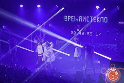 Танцевальный Helloween в Кривом Роге - зажигают «Время и Стекло»
