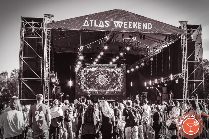 «Первый Криворожский» на самом масштабном фестивале в Украине «Atlas Weekend»