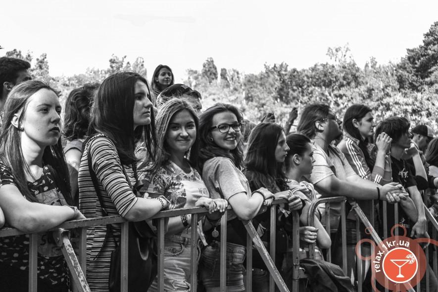 «Первый Криворожский» на самом масштабном фестивале в Украине «Atlas Weekend»: день 3