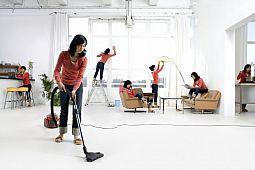 Как убраться в квартире за 5 минут? Хитрые лайфхаки