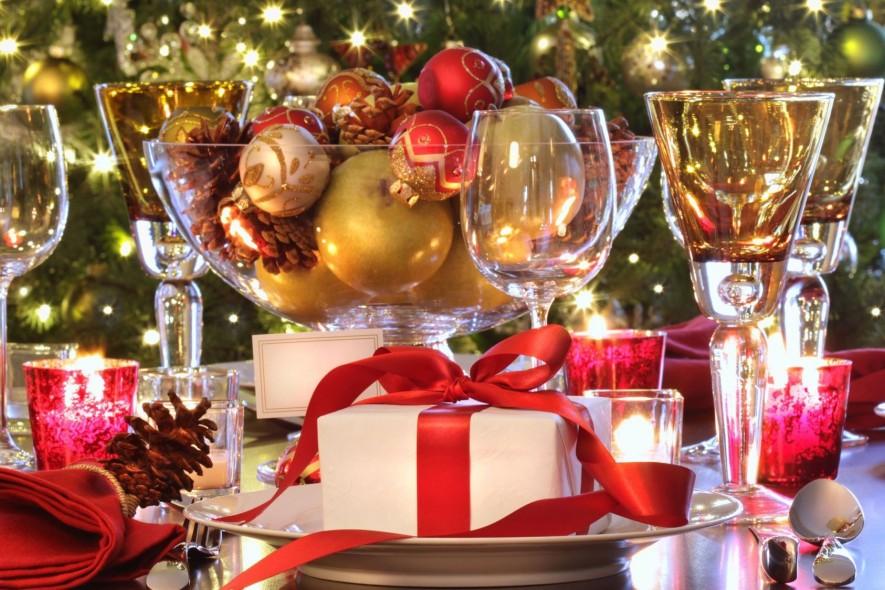 15 способов необычно украсить новогодний стол