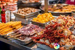 На ходу. Уличная еда в разных странах мира.